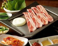 韓国食堂チャンの雰囲気1