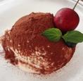 ティラミス★マスカルポーネチーズと生クリームを合わせたイタリアのデザート!580円