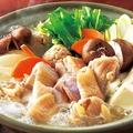料理メニュー写真両国名物 鶏ちゃんこ鍋
