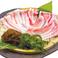 料理メニュー写真あぐー豚と海の恵みしゃぶしゃぶ