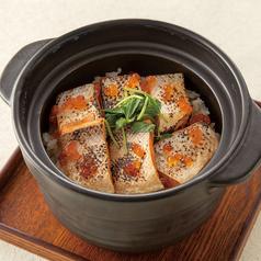 鮭ハラスの土鍋ご飯(一人前)