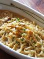 料理メニュー写真ウニのパスタ