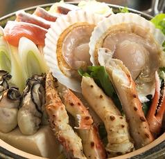 料理メニュー写真海鮮塩麹の石狩鍋
