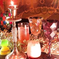 Bar Peacockのコース写真