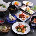 料理メニュー写真鱧(はも)会席(4月~9月)