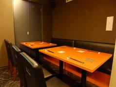 鉄板焼 Bar セブン seven 7の雰囲気1