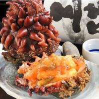 新鮮な魚介と日本酒を楽しむなら、きりやでどうぞ。