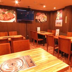 韓国料理専門店 さらんばんの雰囲気1