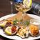 牡蠣5種盛り