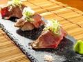 料理メニュー写真本日の和牛寿司(3巻)