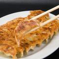 料理メニュー写真焼餃子(10ヶ)
