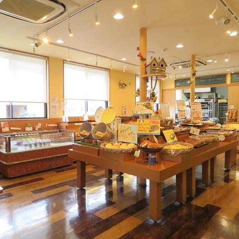 ブンブン 小麦の郷 田名店