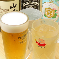 ALL TIME 生ビール 280円!!