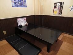 会社宴会や仲間内での飲み会にも人気の個室。早めのご予約がお勧めです。