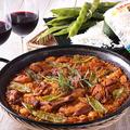 料理メニュー写真バレンシアパエリア
