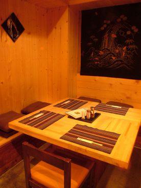 にしむら家 琉球料理の雰囲気1
