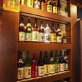 焼酎・日本酒を多数取り揃えています♪