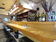 ◆おひとり様、少人数でのご来店も大歓迎です♪ 居心地のいいカウンター席で静かにお酒をたしなむのも◎