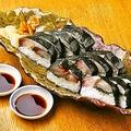 料理メニュー写真隼人看板名物 ★大将こだわりの「サバ寿司」