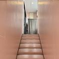 【道順4】階段を上がると・・・