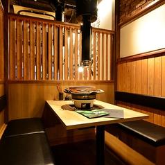 近江焼肉ホルモン すだく 名古屋栄店の雰囲気1