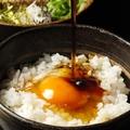 料理メニュー写真卵かけご飯