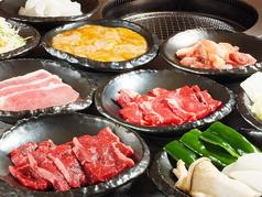 YAKINIKU BUFFET左近 リノアス八尾店のおすすめ料理1