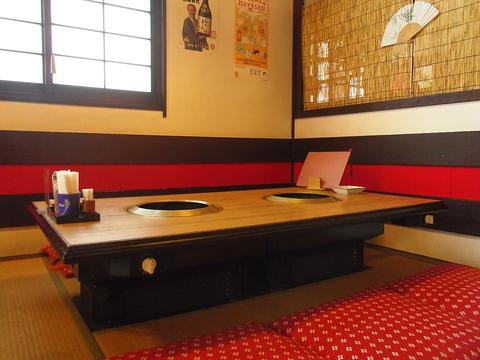 黒毛和牛使用、日本人向けに作られた、日本人好みのさっぱりとした焼肉を楽しめる店。