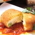 料理メニュー写真リコッタチーズのコロッケ