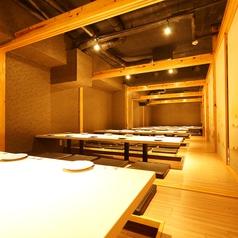 りくり RIKURI 新宿東口店の雰囲気1