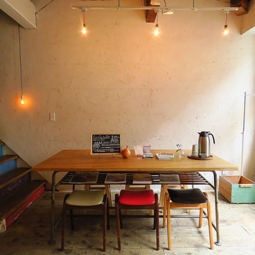 Cafe Fluorite Healthy life by n.Labの雰囲気1