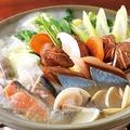料理メニュー写真海鮮寄せ鍋