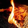 料理メニュー写真銀わさ焼き ハーフ
