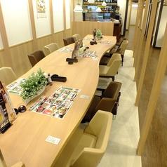 いちげん 武蔵浦和店の雰囲気1