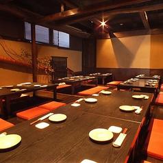 博多もつ鍋 馬肉 九州自慢 平塚店の雰囲気1