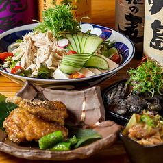 地鶏個室居酒屋 鳥乃井 半蔵門・麹町店のコース写真