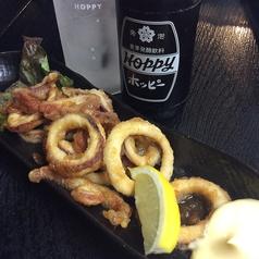 いかの生姜焼き