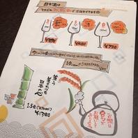 ネオジャパニーズのおすすめの日本酒の飲み方