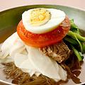 料理メニュー写真水冷麺/ビビン冷麺