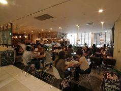 ワイアードカフェ WIRED CAFE ルミネ新宿店のおすすめポイント1