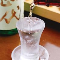 【期間限定】日本酒あります。