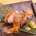 料理メニュー写真【藁焼き】山梨産 信玄鶏