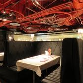 ◆総席数94席の広々ゆったり空間で大人ビュッフェを♪