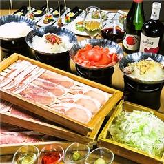 GINZA 春夏秋豚 コリドー店のおすすめ料理1