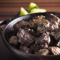 料理メニュー写真地頭鶏の炭火焼