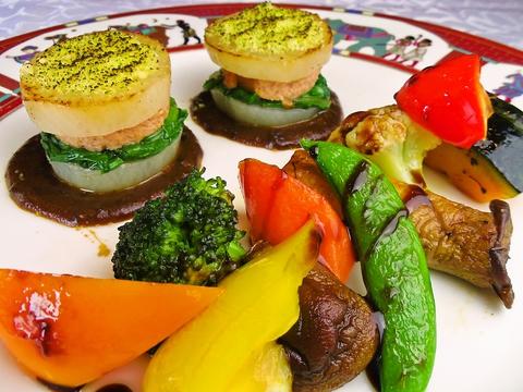 野菜のフレンチレストラン Le Paysan