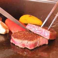 鉄板なかつかのおすすめ料理1