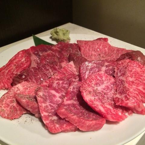 「生きた肉を食べる」をコンセプトに生まれた焼肉芝浦。優秀な牛が運ばれる和牛の宝庫