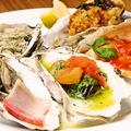 料理メニュー写真牡蠣のオーブン焼5種盛合せ