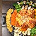 料理メニュー写真◆全6品チーズタッカルビコース 1780円◆